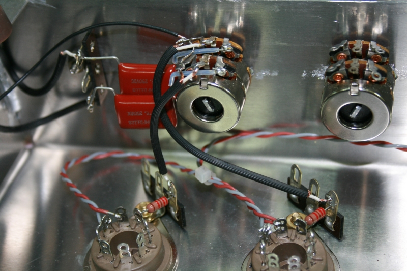 copperamps harmless stereo amplifier project rh cuamps com Biasing a Tube Amp Point to Point Tube Amp